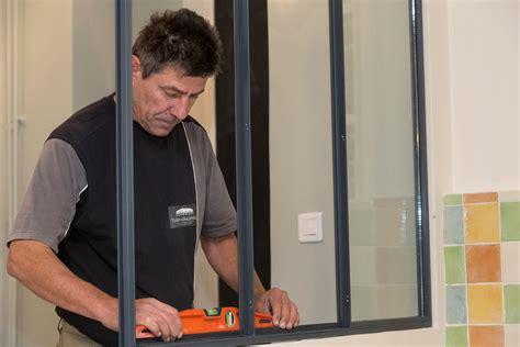 faire installer et poser une verri 232 re cloison vitr 233 e atelier d artiste par un professionnel