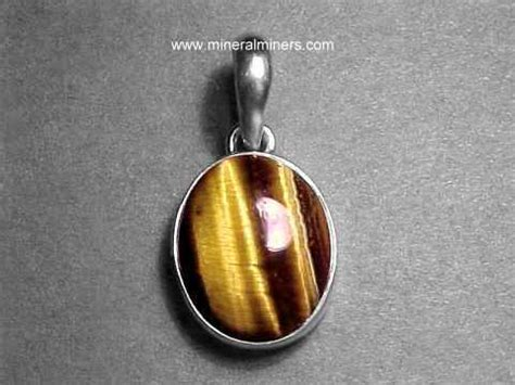 Tigers Eye Jewelry