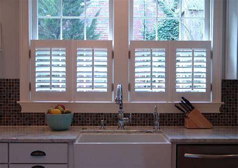 kitchen window shutters interior hot home trend interior shutters