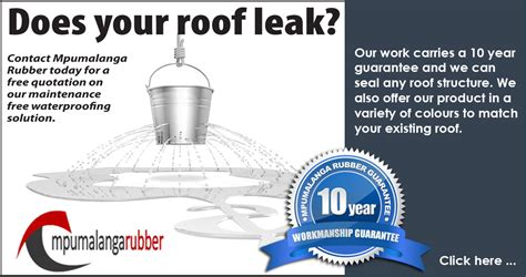 roof leak waterproofing specialists