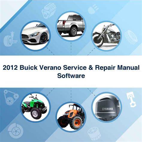 car owners manuals free downloads 2012 buick verano regenerative braking 2012 buick verano service repair manual software download manua