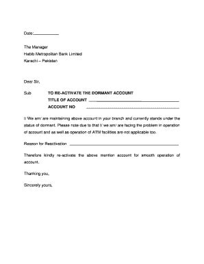 printable sample financial authorization letter forms