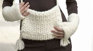 Tricoter Un Manchon Nos Conseils