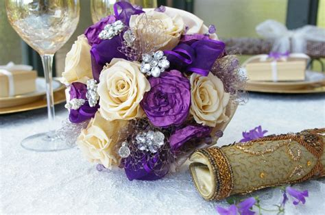 1000+ Images About Purple/champagne Wedding On Pinterest