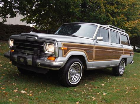 1989 jeep grand wagoneer 1989 jeep grand wagoneer ltd 180844