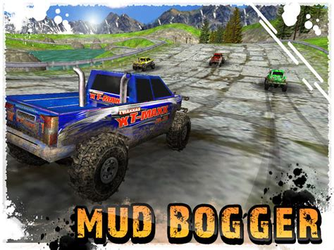 3d monster truck racing games app shopper mud bogger 3d monster truck driving