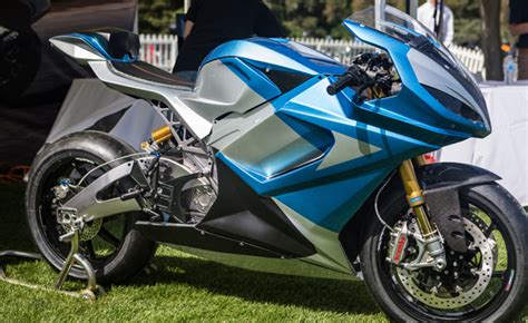 Lightning Superbike Ls-218 Unveiled At Quail Motorcycle