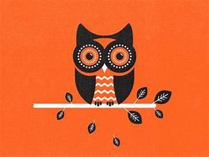 40+ Creative Owl Logo, Icon and Illustration Designs ...