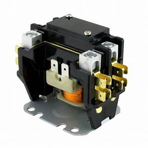 Packard 24-volt Coil-voltage F  L-amp 30 Pole 1  40-amp Definite Purpose Contactor-c130a