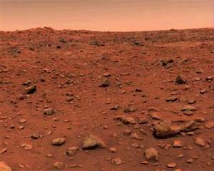 Earth From Mars Surface - Pics about space
