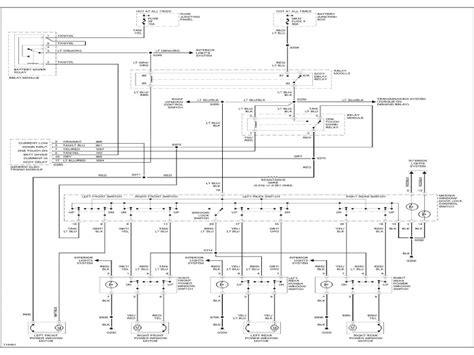 Ford Explorer Wiring by 2003 Ford Explorer Power Window Wiring Diagram Wiring Forums
