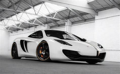 White Cars Drive Vehicles Tuning Wheels Performance Sports