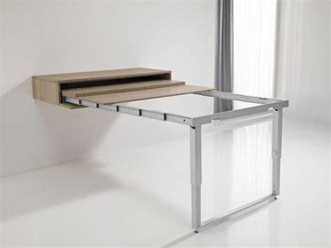 bureau pliable mur les 25 meilleures idées concernant table escamotable sur