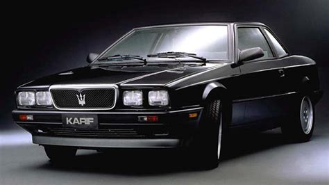 Maserati Karif Technical Specifications And Fuel Economy