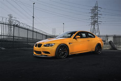 Car, Bmw, Yellow Cars Wallpapers Hd  Desktop And Mobile