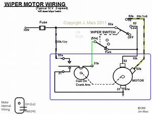 Wiper Motor Wire Colors   Spitfire  U0026 Gt6 Forum   Triumph