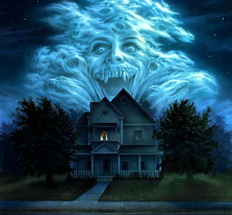 Fright Night Comedy Horror Dark Movie Film Poster