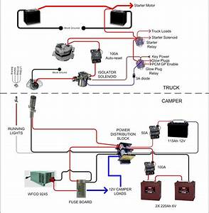 Rv Converter Wiring Diagram  3