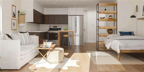 decorate  studio apartment   design