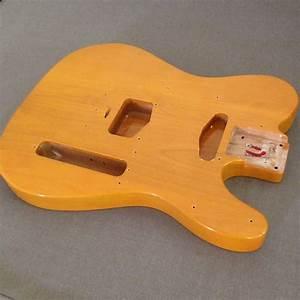 Fender Squier Telecaster Body Butterscotch Blonde | Reverb