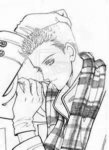 Cute Boy Drawing