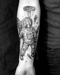 Astronaut Tattoo | Best Tattoo Ideas Gallery
