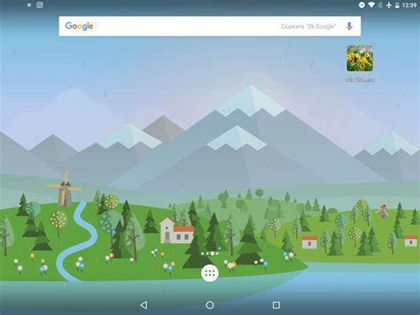 Animated Weather Live Wallpaper - animated landscape weather live wallpaper free for android