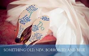 something old new borrowed and blue wedding tradition With wedding traditions something borrowed something blue
