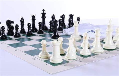 27560 Chess House Coupons by 4 1 4 Quot Weighted Pro Chess Pieces With Free Board And Bags
