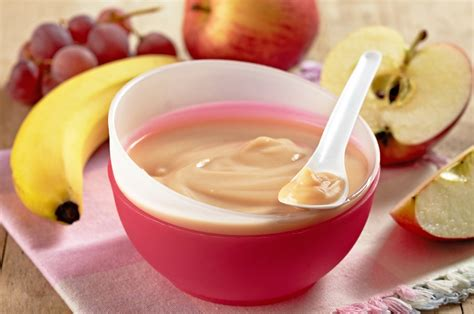 Making Your Own Baby Food Momresourceca