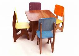 Modern Child Table And Chair Set by Modern Kids Table And Chairs Design Options HomesFeed