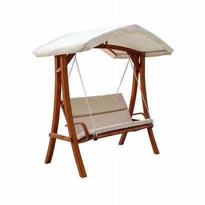 Swing Canopy Patio Porch Swings Leisure Season