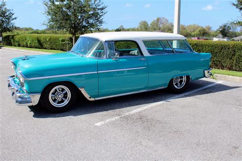 nomad car 1955 1955 chevrolet nomad wagon stock 55nomad for sale near