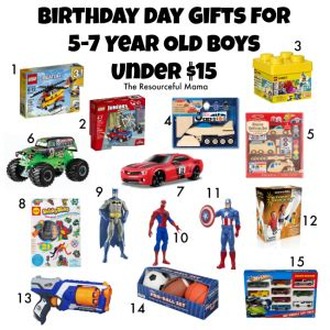 7 year old gift guide birthday gifts for 5 7 year boys 15 the resourceful