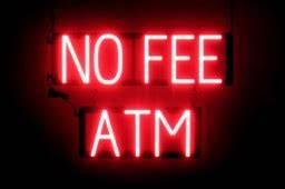 24 HR ATM Signs