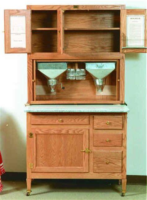 kitchen hoosier cabinets images  pinterest