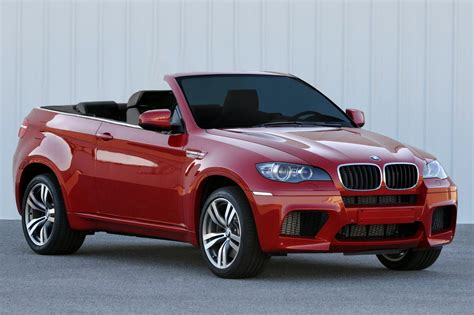 Bmw X6 Convertible  Reviews, Prices, Ratings With Various