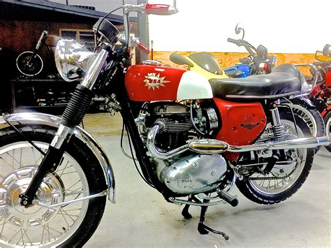 bsa spitfire   revival cycle atx car pictures