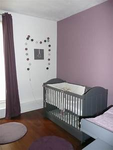 chambre fille rose et taupe 5 decoration chambre bebe With chambre fille rose et taupe