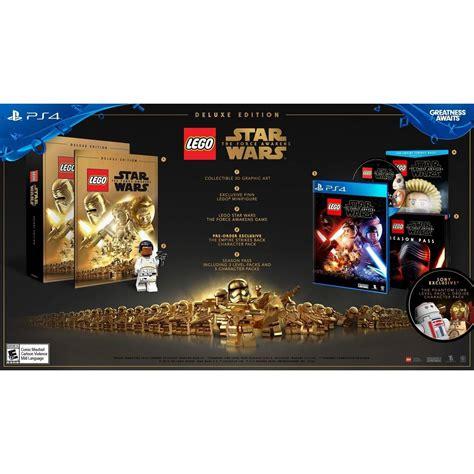 Lego Star Wars The Force Awakens Ps3 Walmartcom
