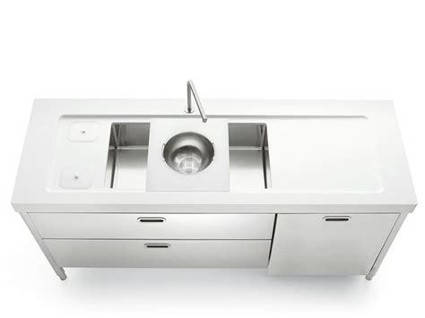 lavello freestanding cucina lavello in acciaio inox liberi in cucina
