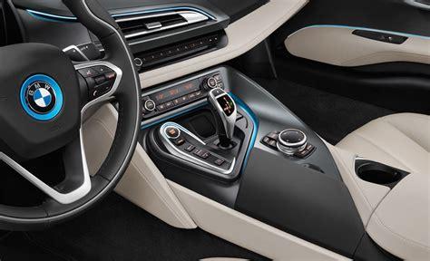 bmw i8 inside bmw i8 concept spyder car interior design