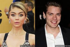 Sarah Hyland and Dominic Sherwood Dating, Spotted Kissing