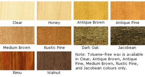 Waxes   Briwax Wood Care Products