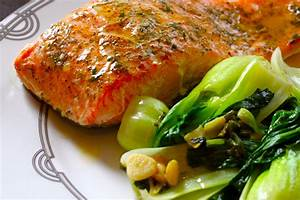 Image Gallery healthy fish dinner