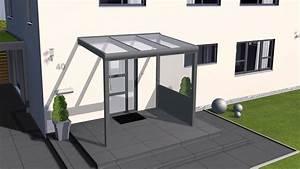 Haustür Vordach Selber Bauen : haust r vordach einfach konfigurieren mit 3d konfigurator youtube ~ Watch28wear.com Haus und Dekorationen
