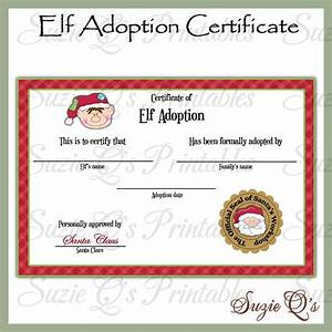 Best 25 adoption certificate ideas on pinterest paw patrol stuffed animals puppies to adopt for Elf adoption certificate