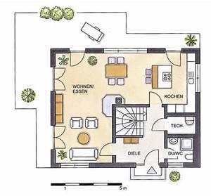 Grundriss Einfamilienhaus 200 Qm : grundriss stadtvilla 130 qm haus entwurf ideen ~ Lizthompson.info Haus und Dekorationen