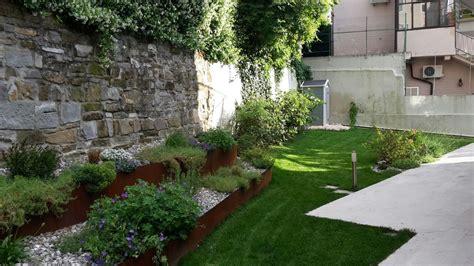 il giardino di corten giardino moderno corten i giardini di paolo