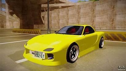Gta Bn Sports Fd3s Mazda Andreas San